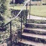 Bespoke hand rail