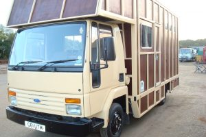 Lorry painter in Colchester