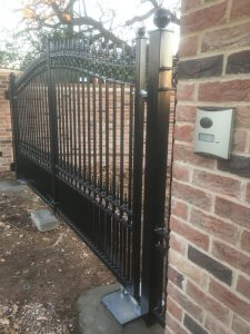 Automatic gate installer Essex