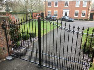 Bespoke Iron Gates